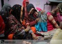 Индия как яблоко раздора для мусульманского мира
