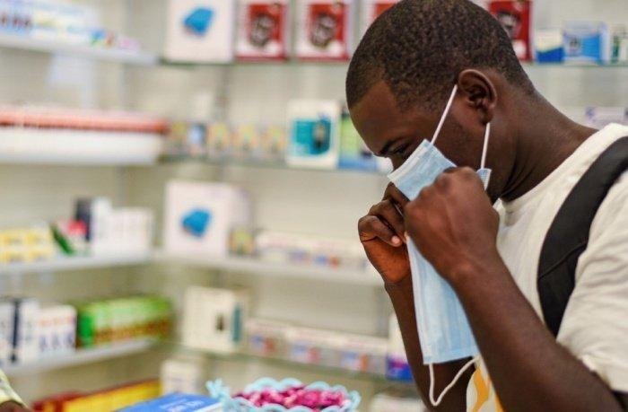 В Африке растет число зараженных коронавирусом.