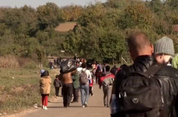 Турция больше не сдерживает потоки мигрантов.