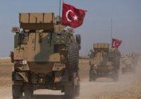Турция заявила о ликвидации более 300 сирийских военных