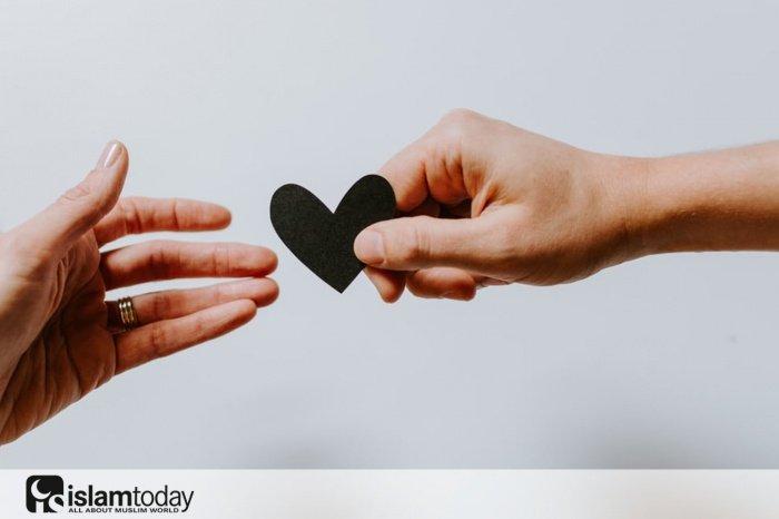 Любовь к Аллаху. (Источник фото: unsplash.com)