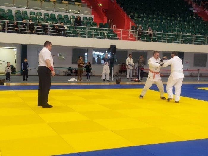В Казани стартовали Всероссийские соревнования по джиу-джитсу