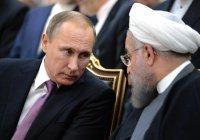 Путин предложил Роухани помощь в борьбе с коронавирусом