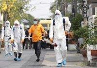 В Индонезии выявлены первые случаи заражения коронавирусом