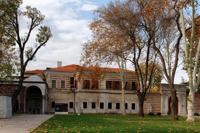 Монетный двор дворца Топкапы