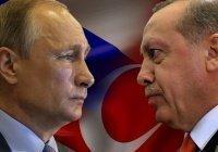Стала известна дата переговоров Путина и Эрдогана в Москве
