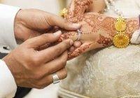 Можно ли носить обручальные кольца мусульманам?