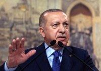 Эрдоган: скоро к границам ЕС подойдут миллионы беженцев