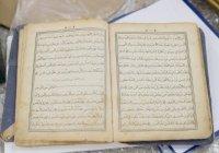 Библиотека «Даруль-кутуб» получила старинные книги музея Марджани