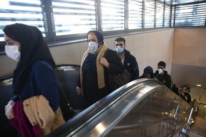 В Иране растет число зараженных коронавирусом.