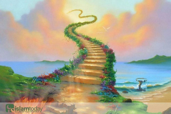 Кто войдет в Рай первым. (Источник фото: yandex.ru)