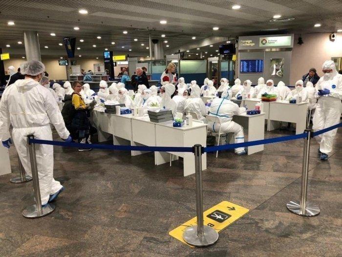 Саудовская Аравия принимает меры для предотвращения распространения коронавируса.