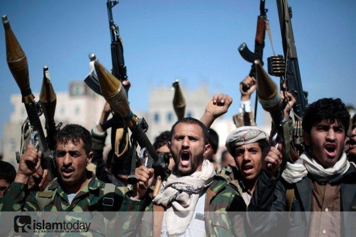 Кто вооружает хуситов? (Источник фото: yandex.ru)