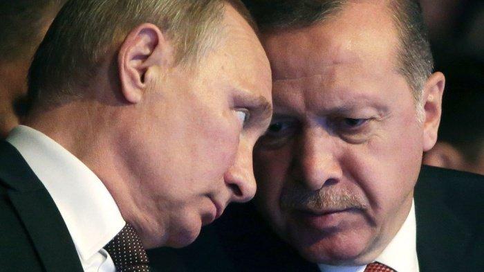 Переговоры Путина и Эрдогана состоятся 5 марта.