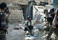 Террористы отравились химоружием, которое хотели применить в Идлибе