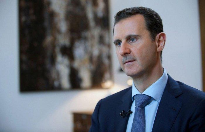 Президент Сирии оценил американский план палестино-израильского урегулирования.