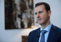 Башар Асад назвал «сделку века» мертворожденным планом