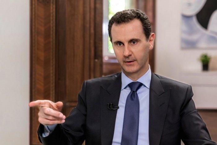 Башар Асад обвинил Турцию в шантаже Европы.