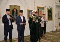 Муфтий РТ открыл выставку Наджиба Наккаша в Уфе