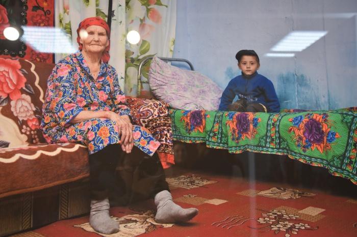 Борьба на поясах, шамаиль и медведь в тюбетейке – какими предстали перед объективом камеры татары?