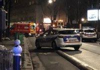 В Париже расследуют стрельбу в мечети