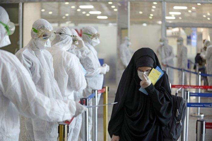 В ИРИ растет число заразившихся коронавирусом.