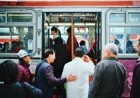 Россиян призвали отказаться от общественного транспорта из-за коронавируса