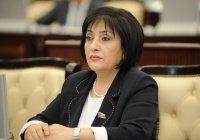 Женщина впервые возглавила парламент Азербайджана