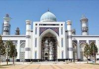 Открытие крупнейшей в Центральной Азии мечети отложено из-за коронавируса