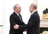 Путин: в отношениях России и Казахстана сложился стратегический альянс