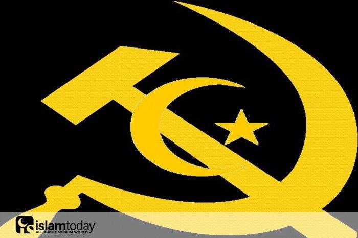 Ислам и коммунизм. (Источник фото: yandex.ru)