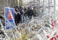 В Грецию через турецкие границы перешли 150 тысяч мигрантов