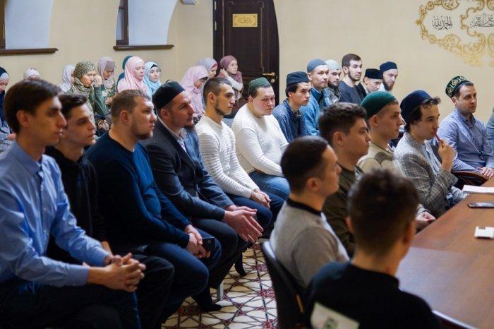 Очередная публичная лекция в рамках молодежного мусульманского проекта «Лекторий»