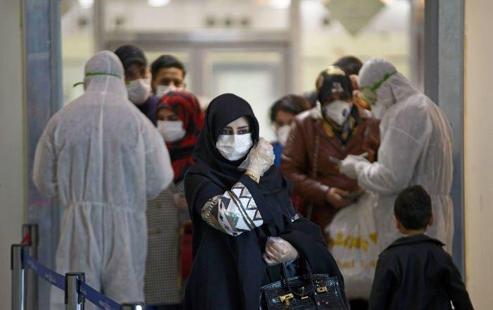 Число жертв коронавируса в Иране продолжает расти.