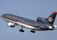 Иордания прекращает авиасообщение со всем миром