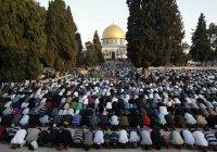 В Иерусалиме закрыли мечеть Аль-Акса