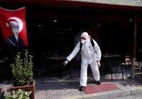 До 18 человек возросло число заразившихся коронавирусом в Турции