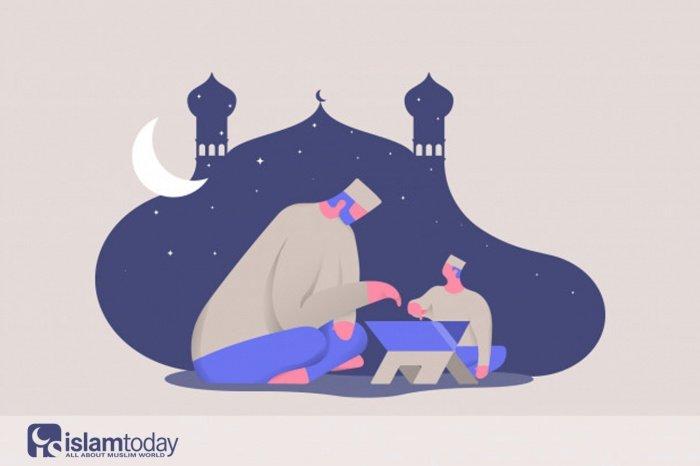 Ночь Миградж. (Источник фото:freepik.com)