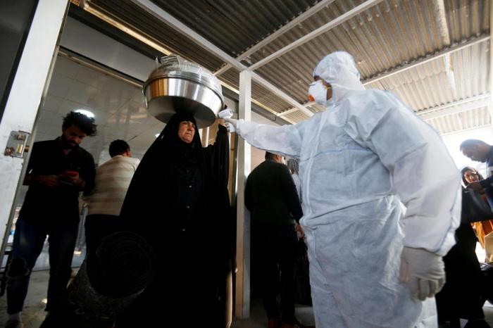 Иран остается одной из наиболее пострадавших от коронавируса стран.