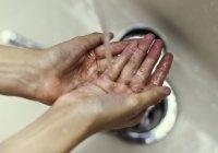 Специальная техника мытья рук, чтобы не заразиться коронавирусом