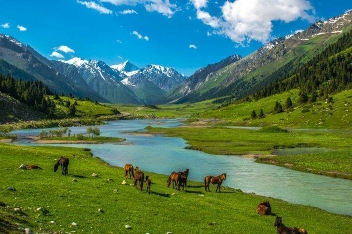 Знакомство с Центральной Азией. Часть 6