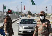 О первом случае смерти от коронавируса объявил Пакистан