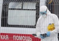 В России растет количество заразившихся коронавирусом