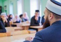 Муфтий встретился с шакирдами медресе «Мухаммадия»