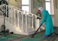 В нижнекамских мечетях приняли особые меры в связи с коронавирусом