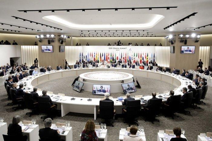 Лидеры G20 обсудят ситуацию с коронавирусом.
