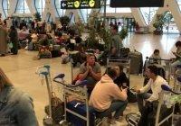 Сотни российских туристов не могут вылететь из Марокко