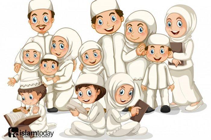 Встретимся ли мы со своей семьей в Раю? (Источник фото: freepik.com)