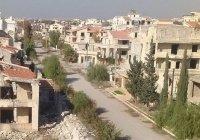 Жители начали возвращаться в элитный район сирийского Алеппо
