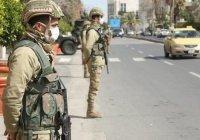 Столицу Иордании изолировали от остальной части страны